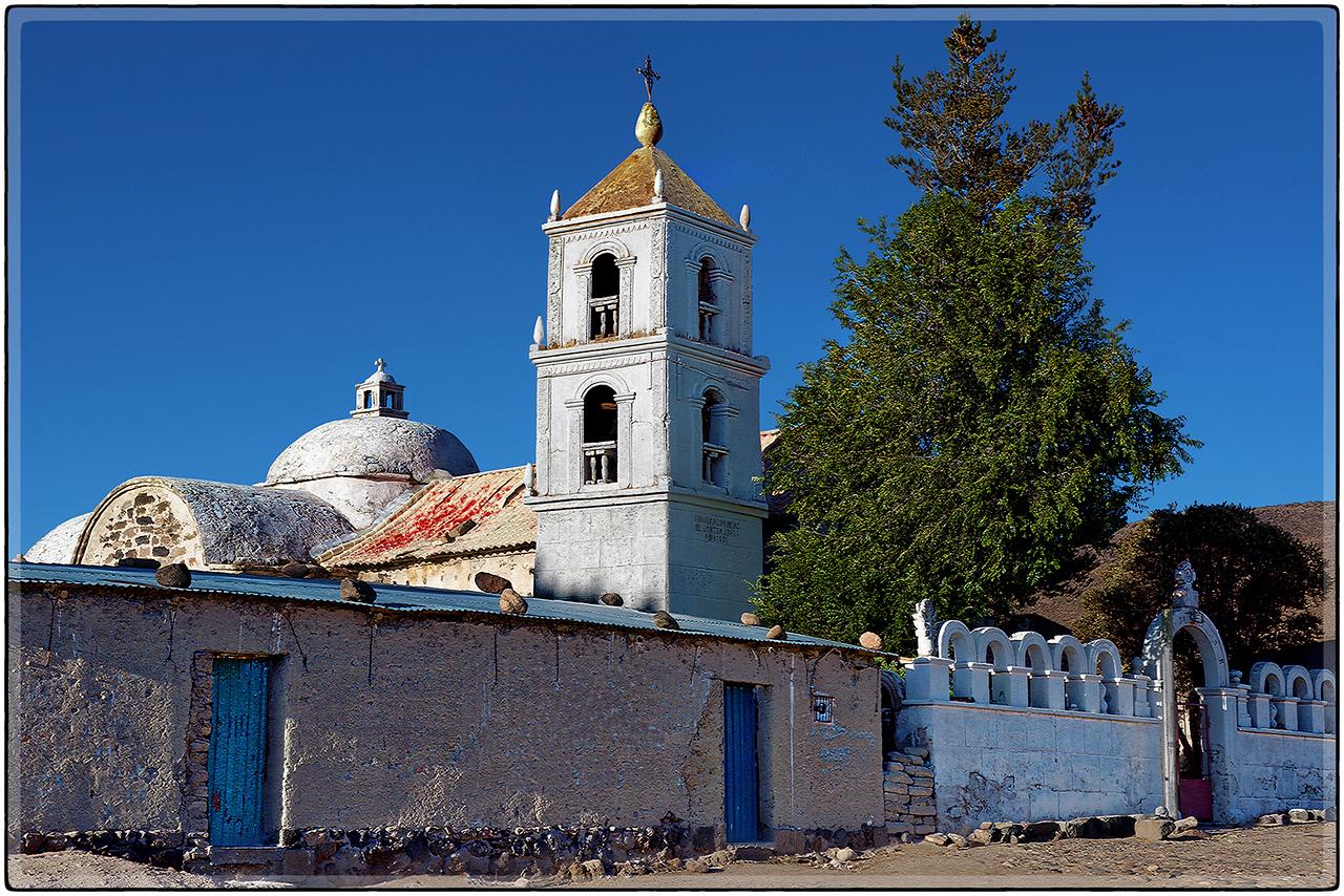 Iglesia de La Comunidad, Volcan Tunupa
