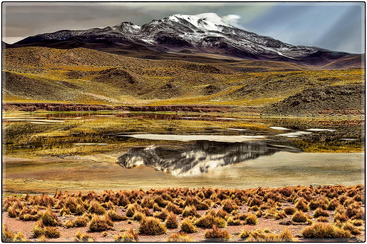 Volcan Uturunco