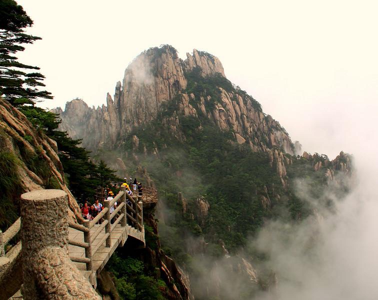 Huangshan Mountain - James Cameron's Inspiration for Avatar