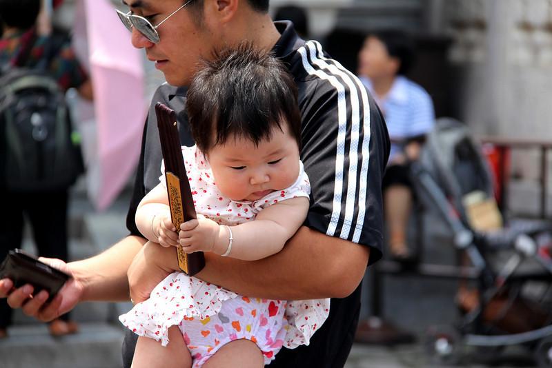 A Baby Fan