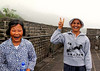 Giggles at The Great Wall