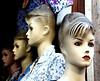 Mannequins in Beijing Shop