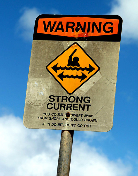 A Warning Sign