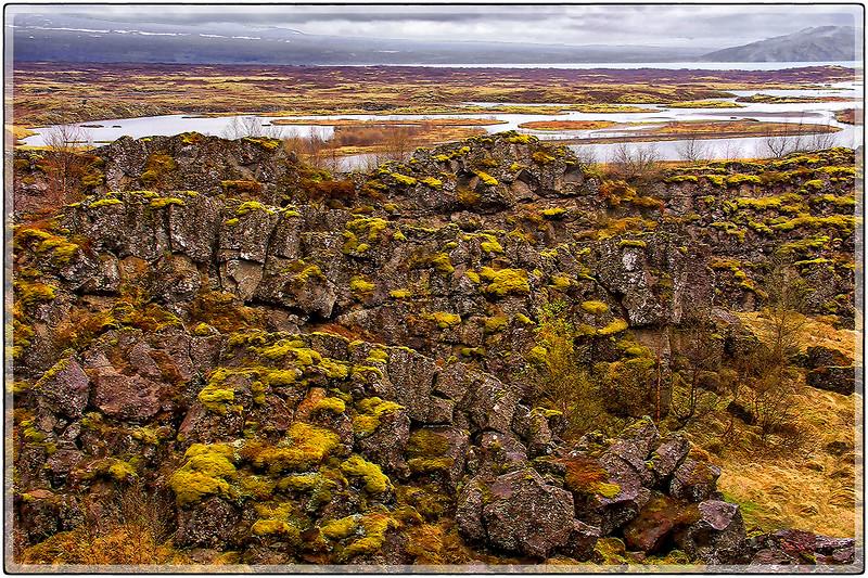 Tectonic Plates at Thingvellir