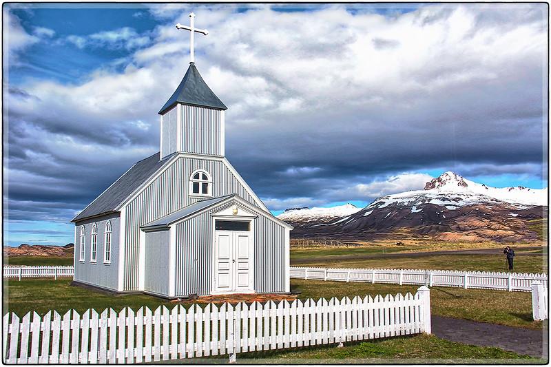 Church and Photographer