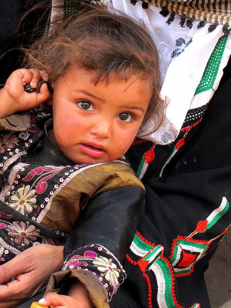 Beautiful Bedouin Girl