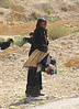 Bedouin Woman and Child