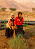 The Curiosity of Bedouin Girls