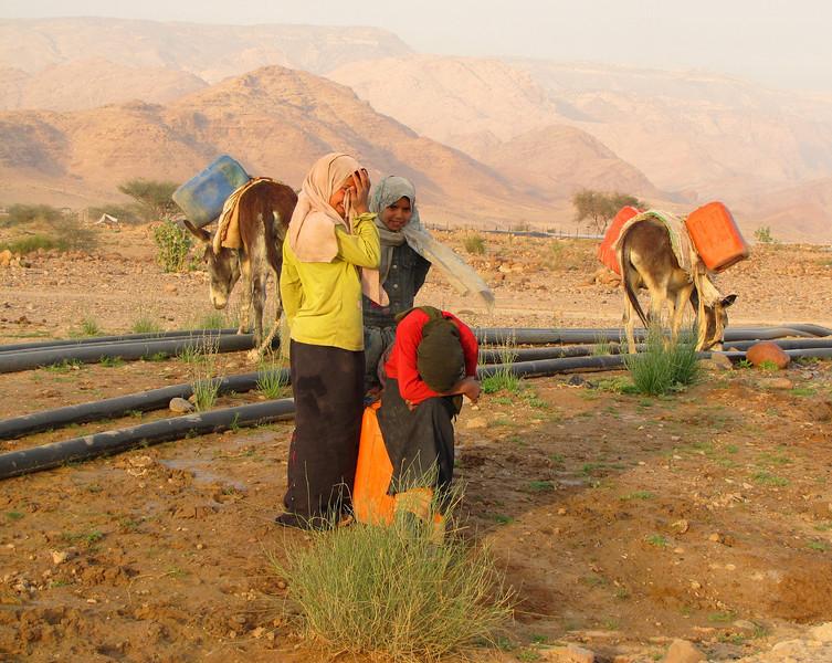 Bedouin Girls