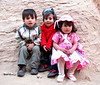 The Little Ones in Little Petra
