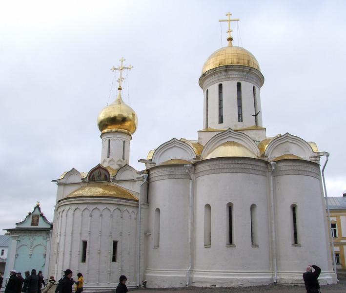 Within Kremlin Walls