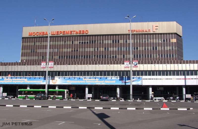 Moscow Sheremetyeveo 2 (SVO) Airport