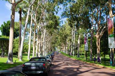 Kings Park is another Perth landmark.