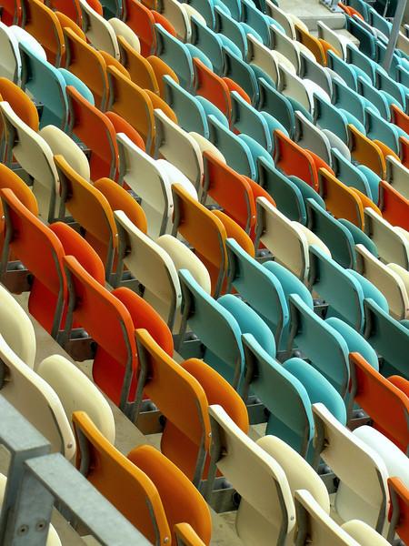 World Cup Soccer Stadium in Durban