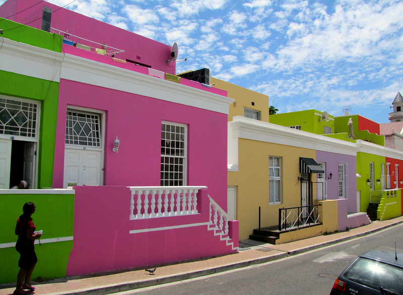 The Colors of Capetown