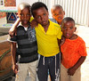 School Boys in Kayelitsha township in Capetown