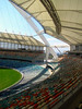 World Cup Soccer Stadium in Durban