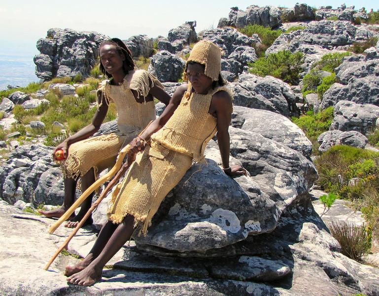 Pilgrims in Capetown