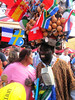 A South Africna Soccer Fan