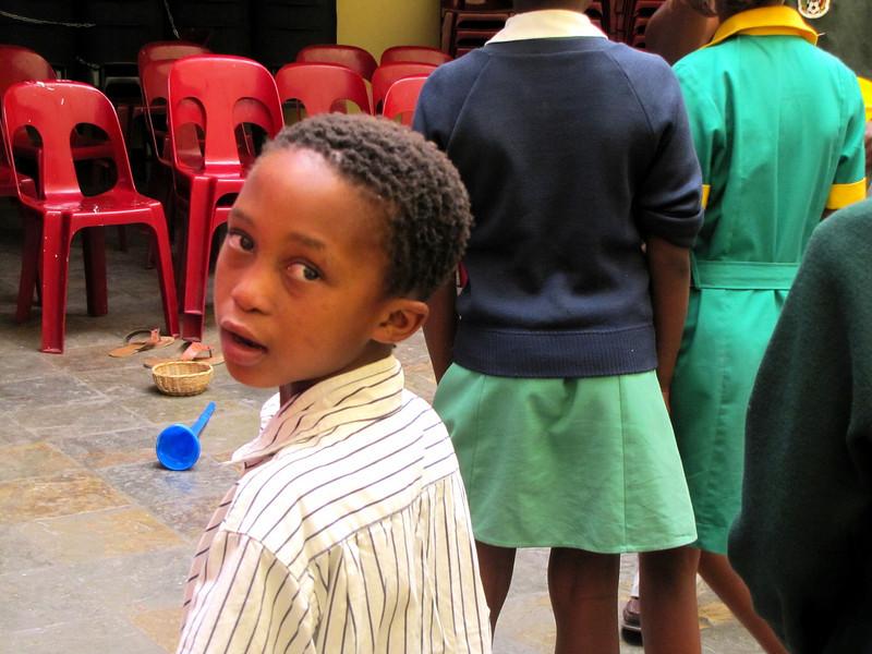 A School Boy