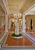 Lobby of the Lightner Museum, St. Augustine, Florida