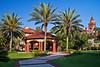 Campus scene of Flagler College, St. Augustine, Florida