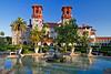 Henry Flagler's Hotel Alcazar now houses the Lightner Museum and city hall, St. Augustine, Florida