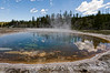 Beauty Pool, Upper Geyser Basin, Yellowstone National Park, Wyoming
