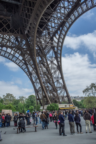 The Tour Eiffel