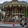 Carrousel de Paris nearby the Tour Eiffel
