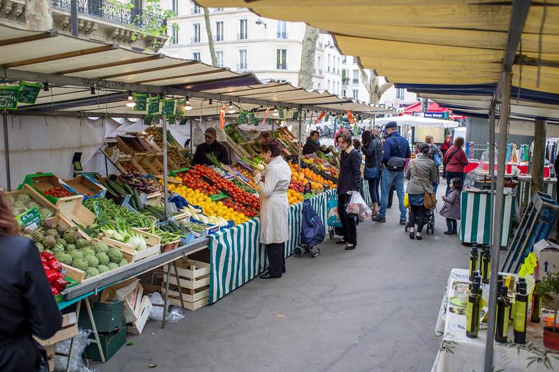 Rue Mouffetard shops
