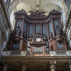 The bombastic 7000 pipe organ of Saint Sulpice cathedral