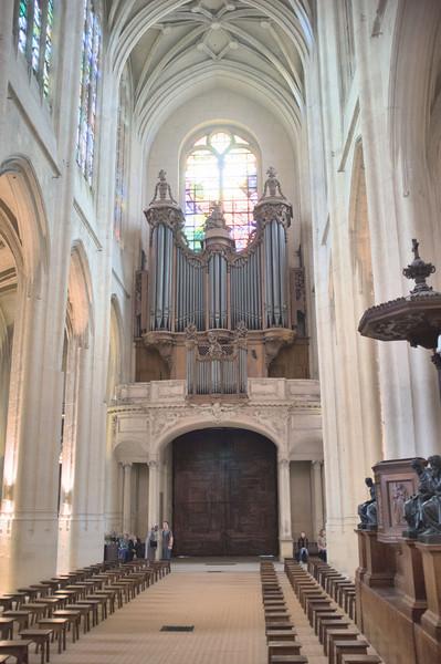 St.-Gervais-et-Protais in the Marais