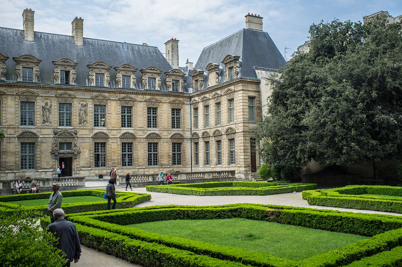 Centre Des Monuments Nationaux in the Marais