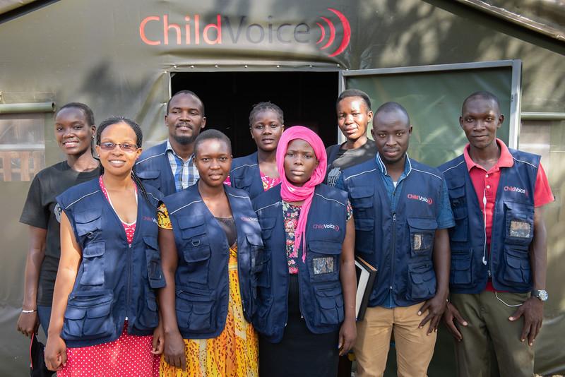 Impevi Childvoice Team