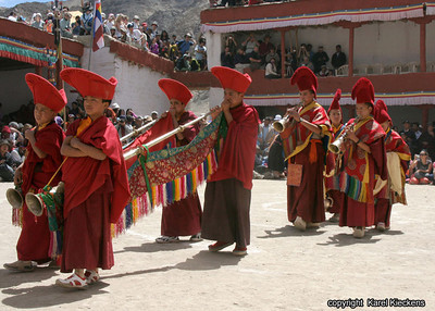L 03 Phyang Gompa festival_035