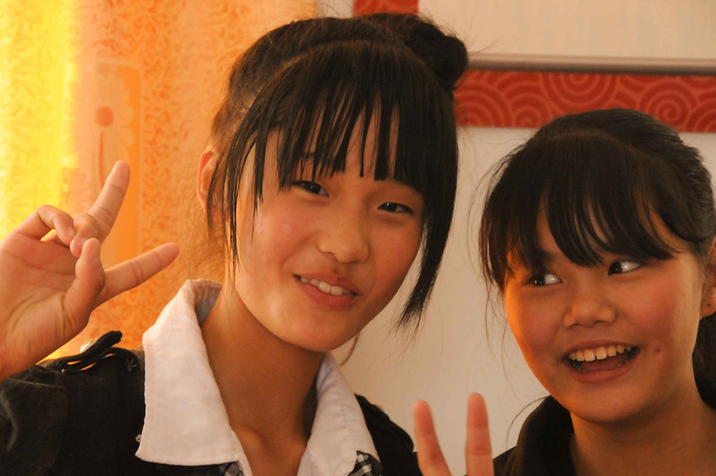 2011, Trip, China, Luoyang, Luolong Experimental School, (13)