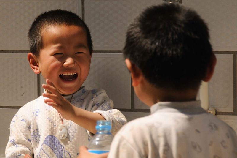 2011, Trip, China, Luoyang, Village Homes,