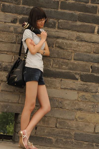 2011, Trip, China,Xi'an,Great Wall (27)