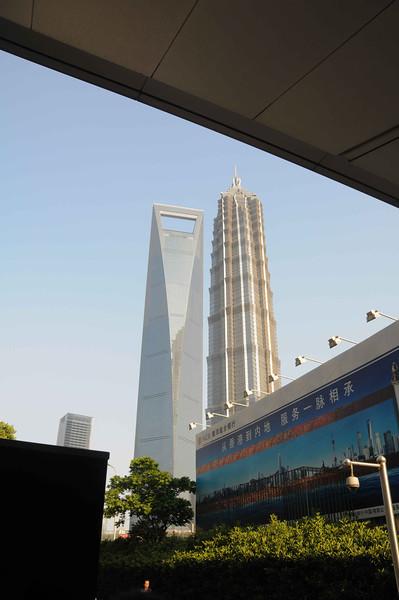 2011, Trip, China,Shanghai, Bund, Huangpu River,