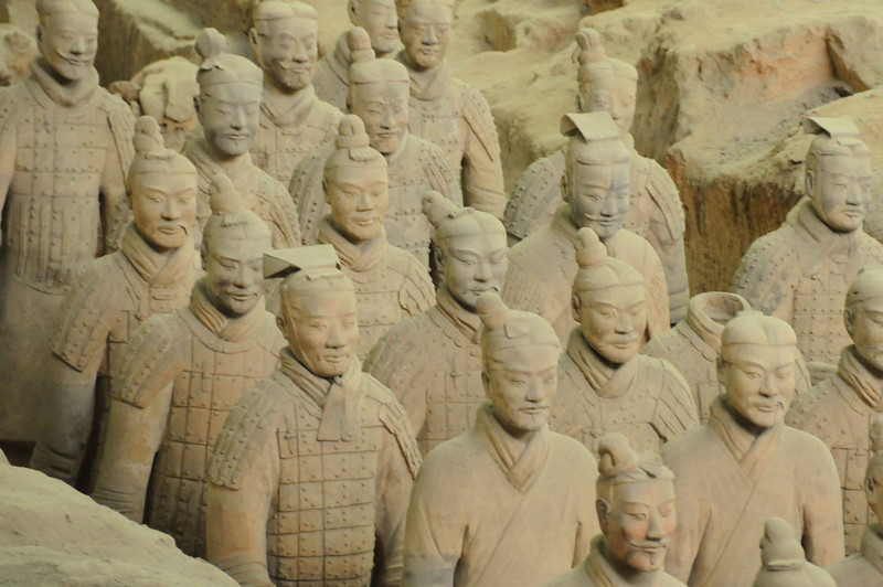 2011, Trip, China,Xi'an,Terracotta Warriors (139)