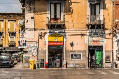 Catania, Italy., sicily,