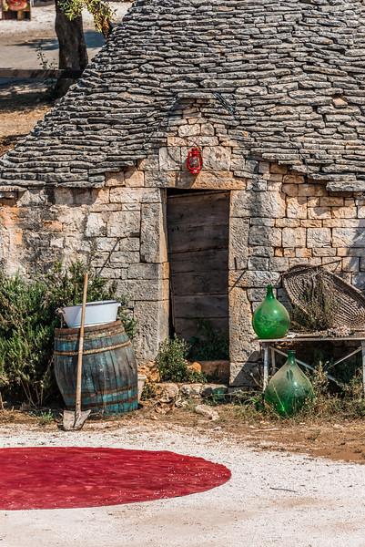 I Trulli di Alberobello - World Heritage Site
