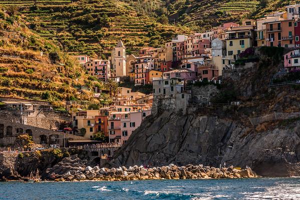 Vernazza Cinque Terre, Italy.