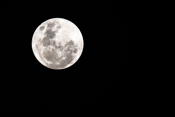 Nov 2016 Super Moon Sydney