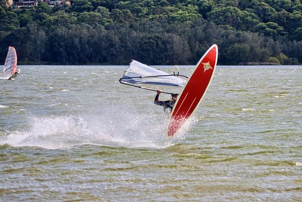 Dec 08 - Windsurfers, Sydney
