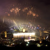 Sydney Fireworks New Years Eve 2009