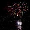 Sydney Fireworks New Years Eve 2009