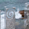 Sydney, Bondi Beach sculptures by the sea