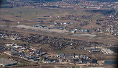 Gdansk Airport. Photo: Martin Bager.